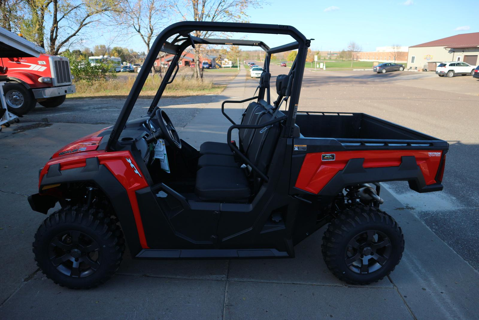 Inventory from Arctic Cat Side x Side and Cub Cadet Day's