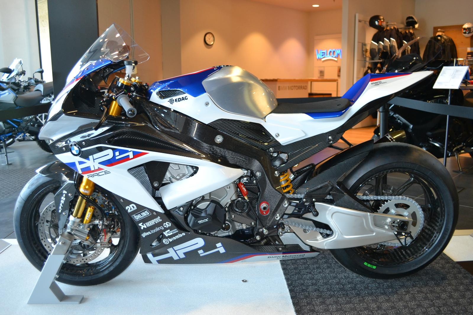 2018 Bmw Hp4 Race For Sale In Vancouver Wa Bmw Motorcycles Of