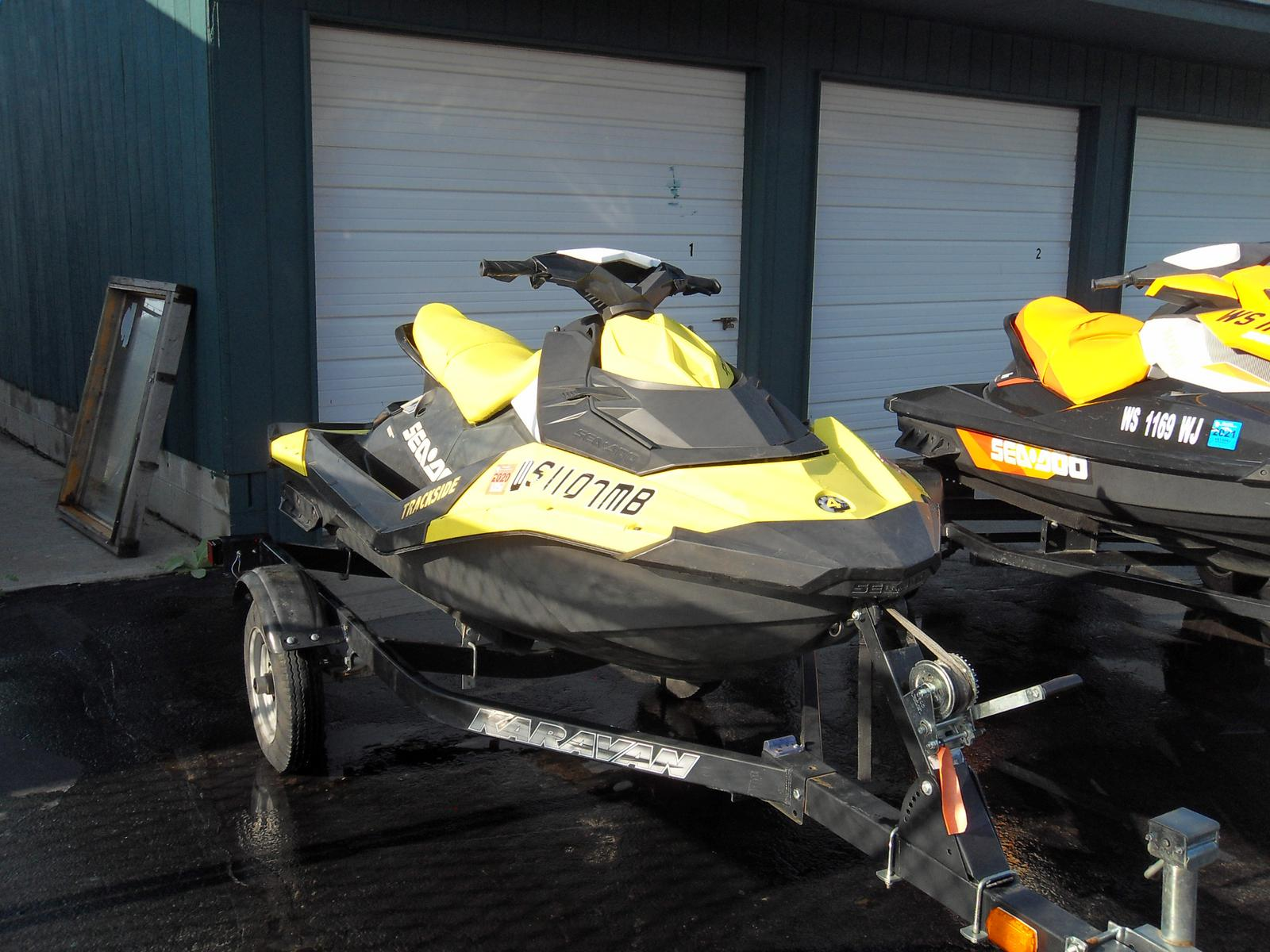 Inventory from Sea-Doo Track Side Eagle River, WI (715) 479-2200
