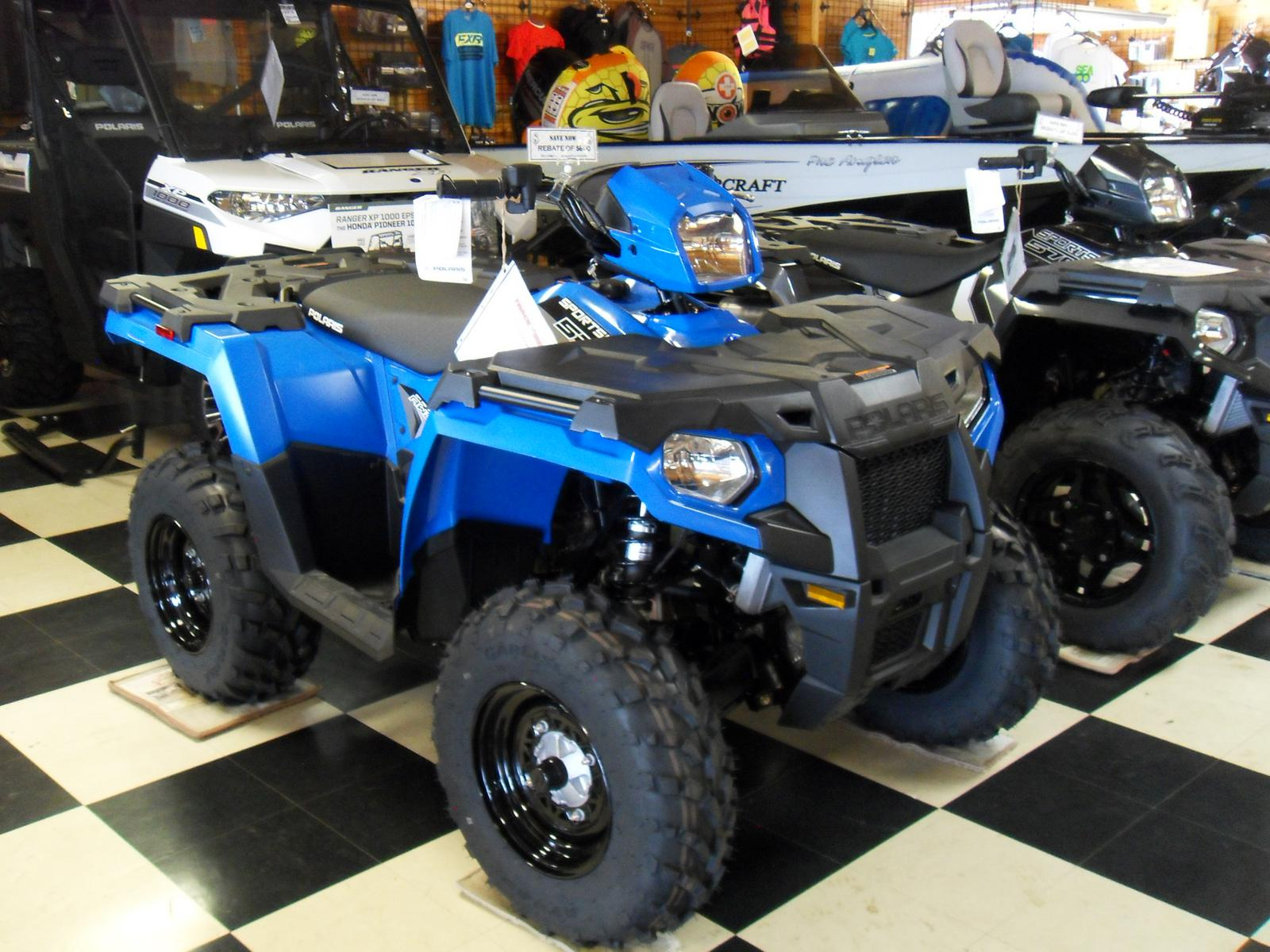 2019 Polaris Industries Sportsman® 570 - Velocity Blue for