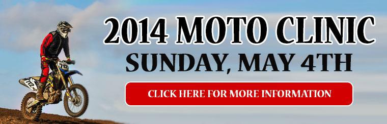 Moto Clinic 2014 McGrath Powersports