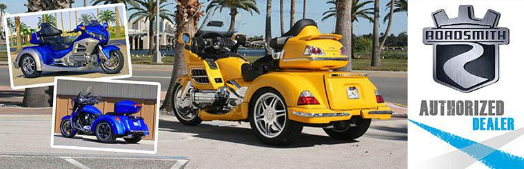 Roadsmith Authorized Dealer, McGrath Powersports