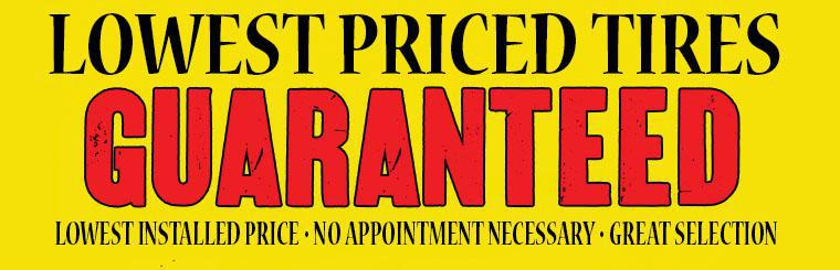 McGrath Powersports / Lowest Priced Tires Guaranteed
