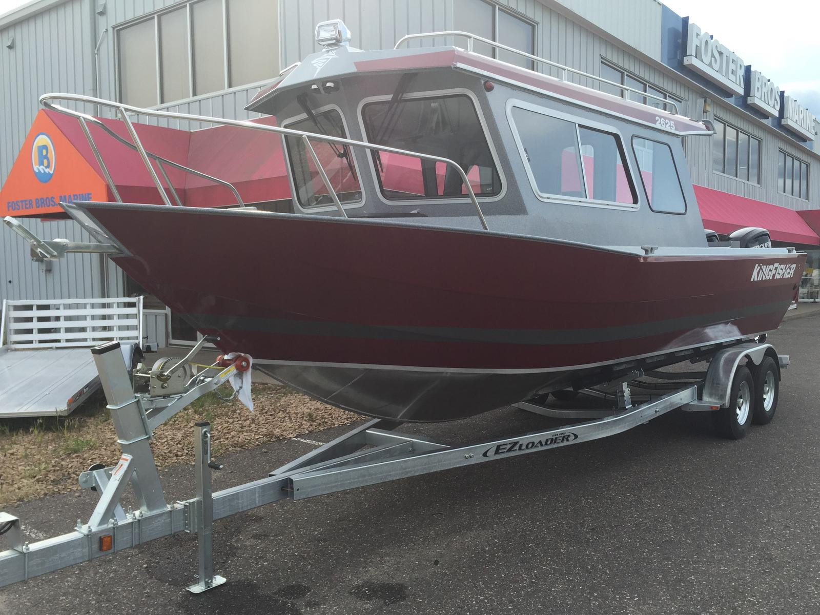 2018 Kingfisher Boats 2625 Coastal Express For Sale In Delano Mn 6 5 Hp Mercury Outboard Motor Wiring Harness Img 0936