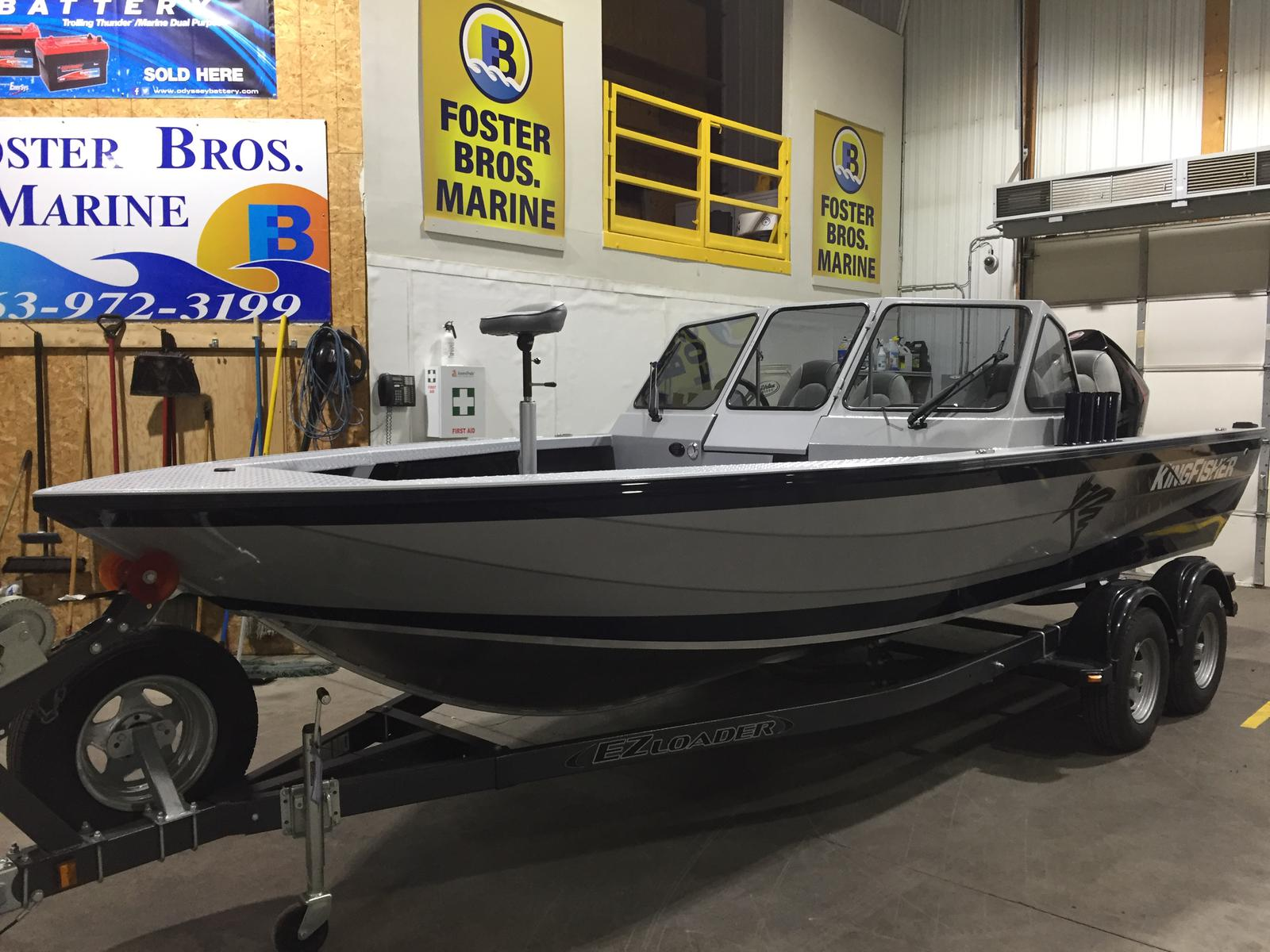 Inventory from Kingfisher Boats and ShoreLand'r Foster Bros  Marine