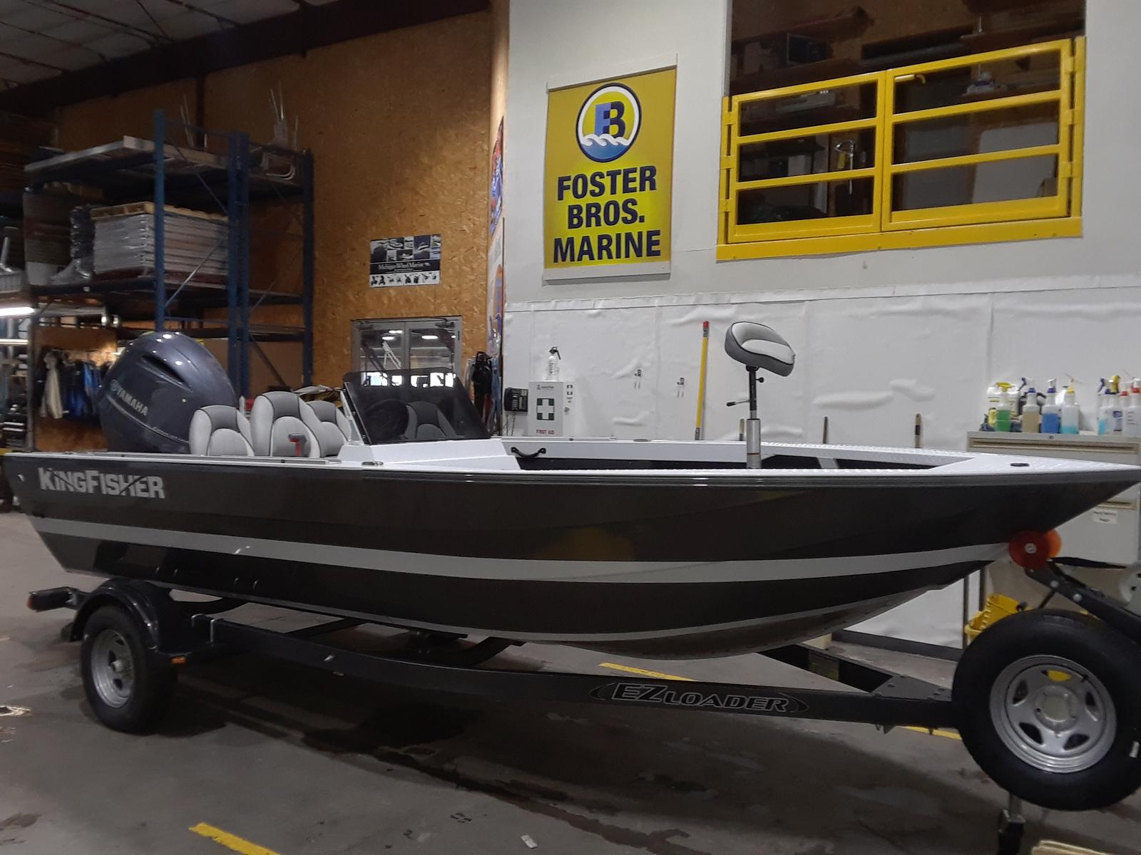 Inventory from Kingfisher Boats, Smoker Craft and Lund