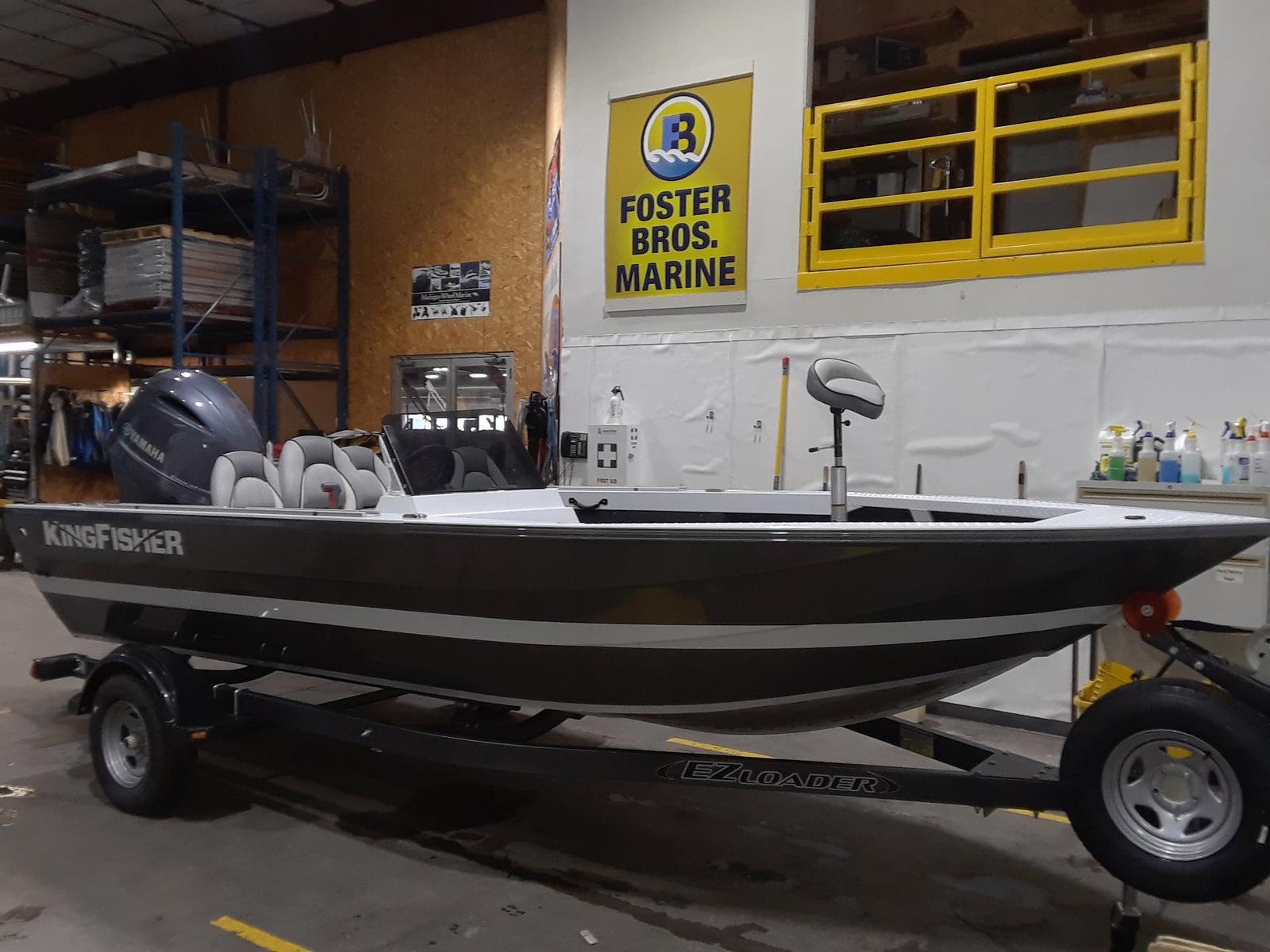 2019 Kingfisher Boats 1825 Warrior SC