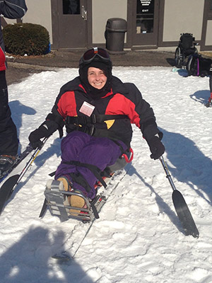 Congratulations to Michelle Workman for her outstanding performance at the TAASC Winter Sports Challenge!