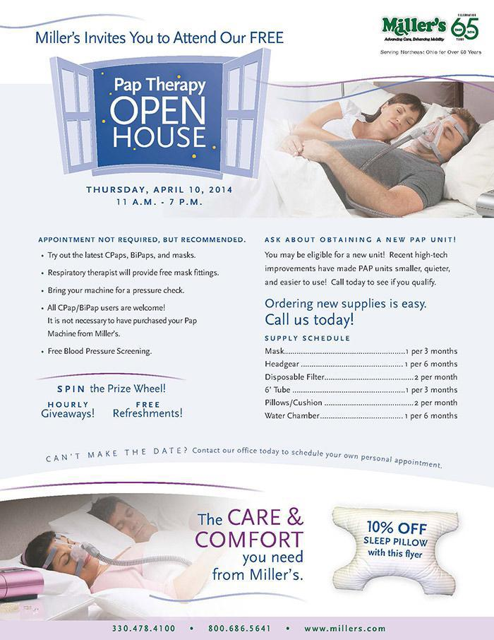 Pan Therapy Open House
