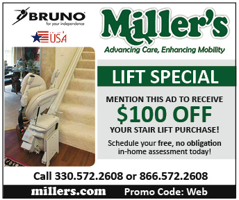 Millers StairLift Ad promoWeb