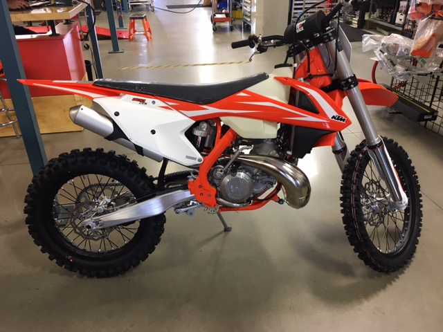 2018 ktm 300 xc for sale in downingtown, pa | solid performance