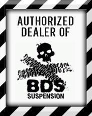 Authorized Dealer of BDS Suspension Parts.