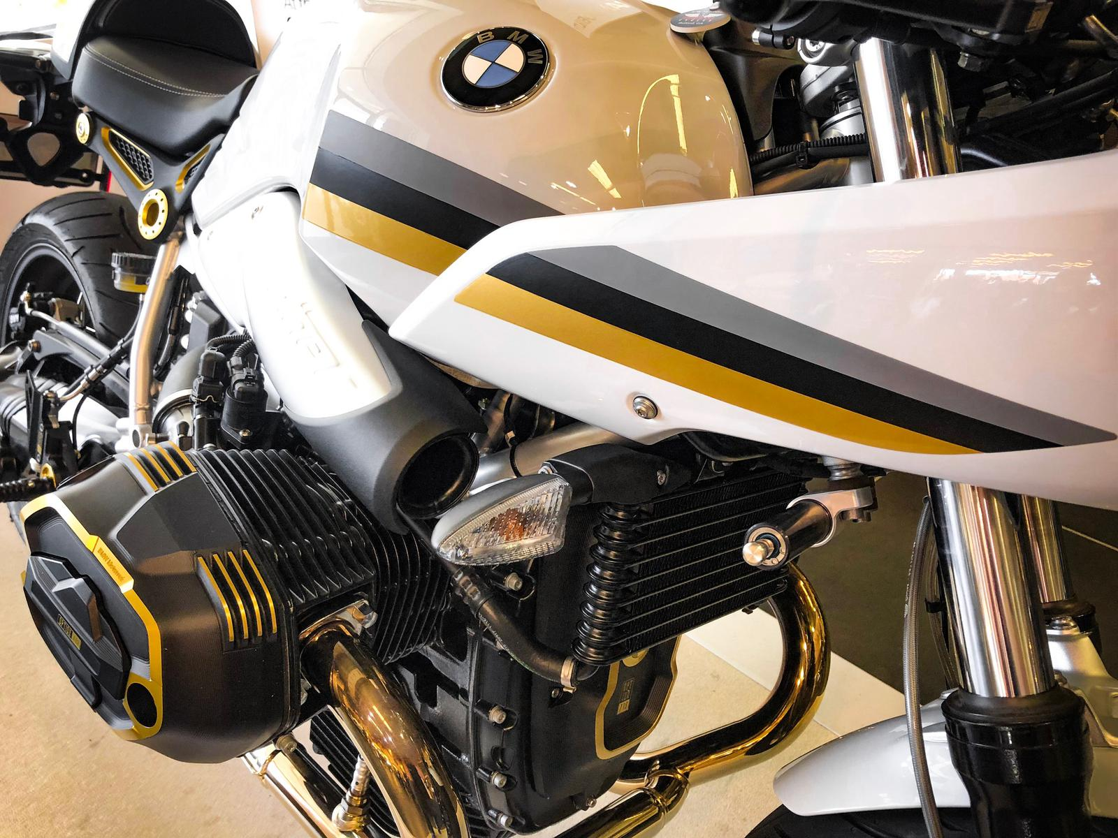 2018 Bmw R Ninet Racer For Sale In Buford Ga Hourglass Cycles