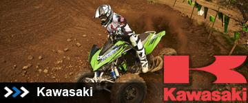 Kawasaki ATVs at State 8 Motorcycles