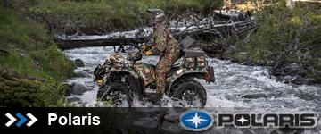Polaris ATVs at State 8 Motorcycles