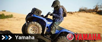 Yamaha ATVs at State 8 Motorcycles