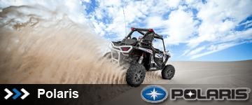 Polaris Side x Sides at State 8 Motorcycles