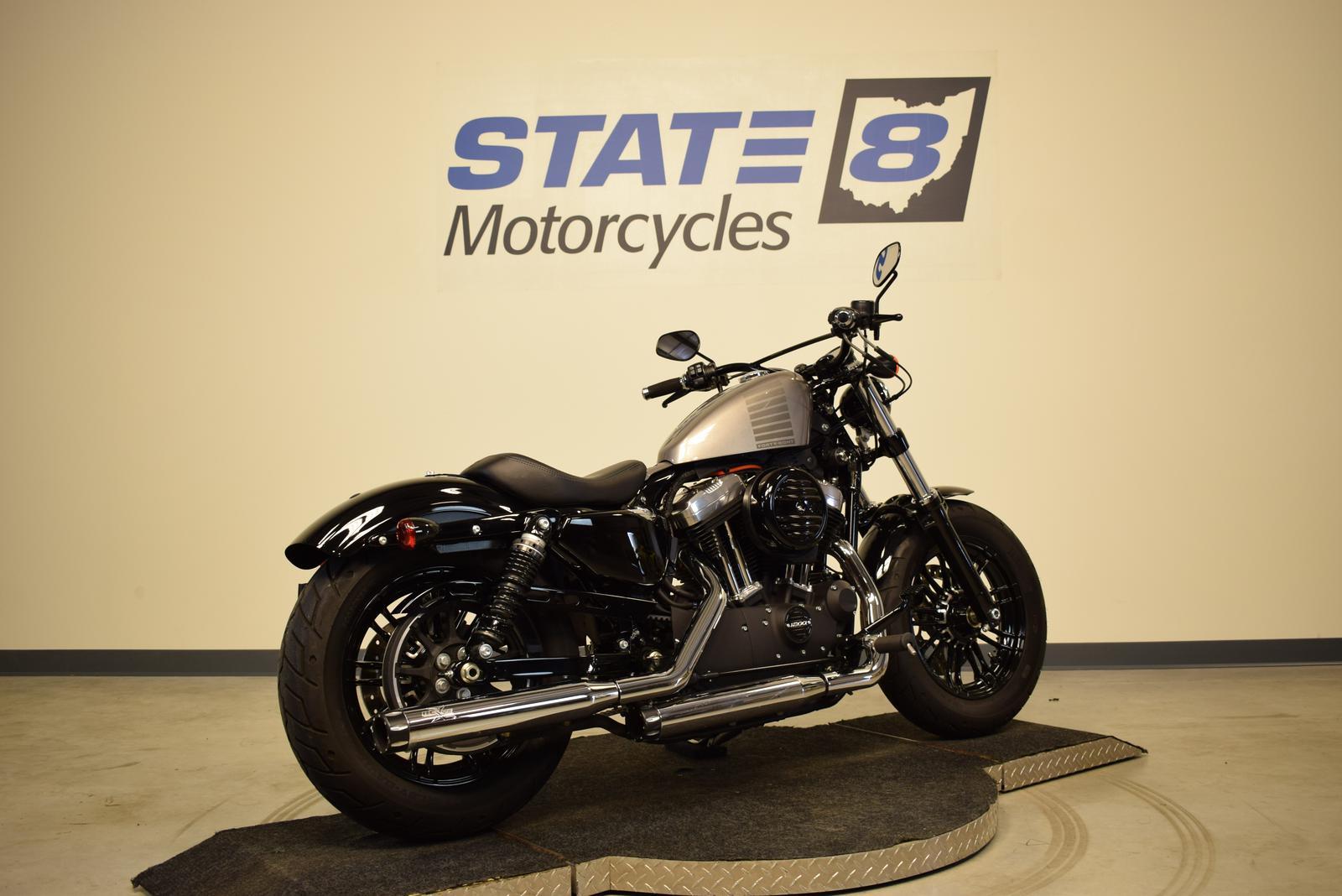 2016 Harley-Davidson® SPORTSTER FORTY-EIGHT XL1200X