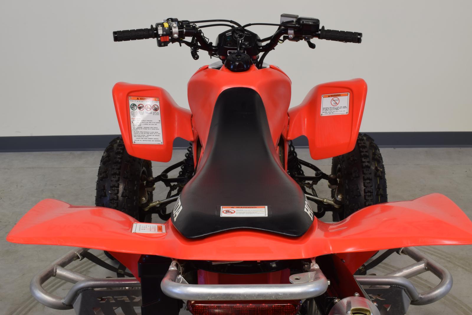 Trx450r Top Speed