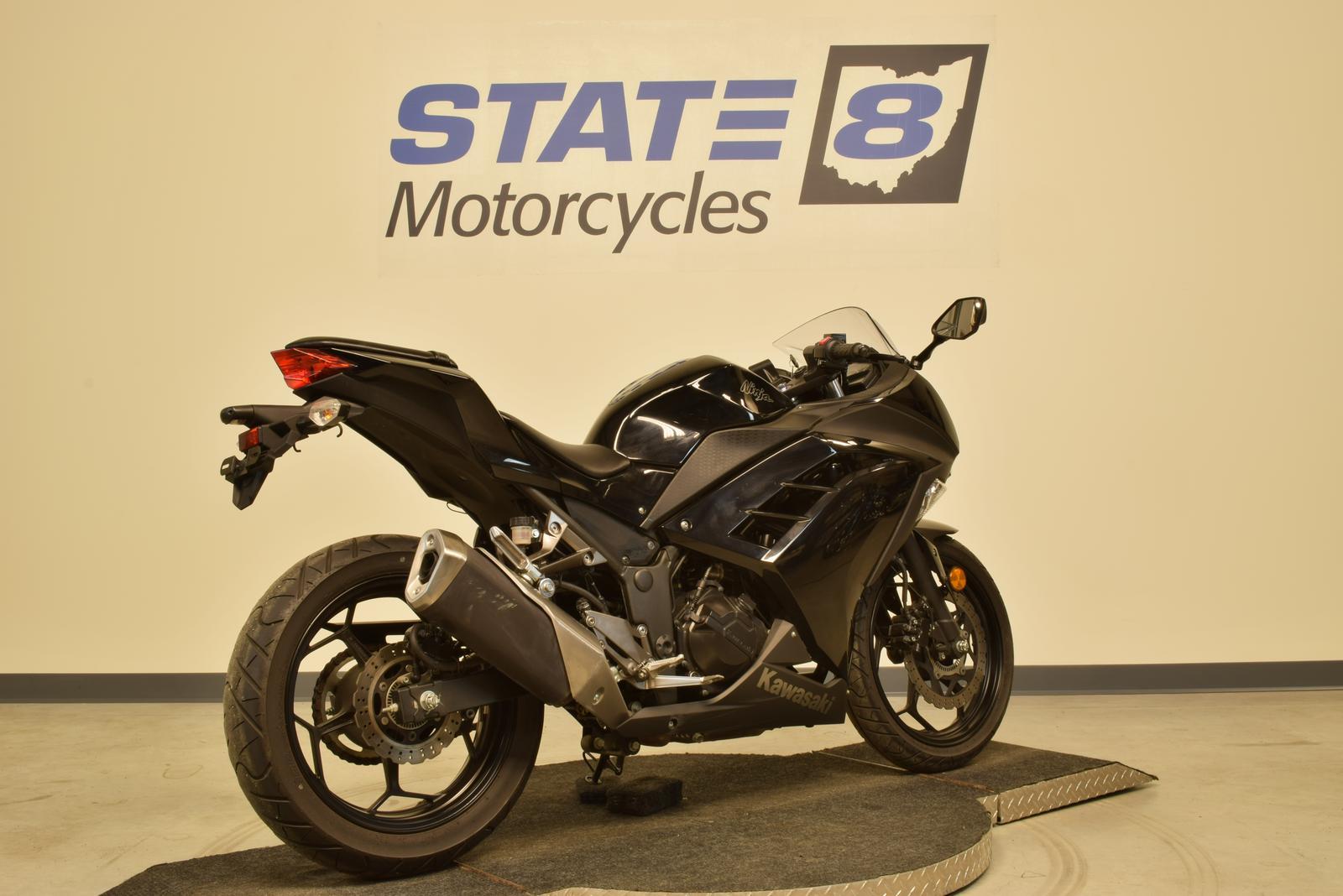 2014 Kawasaki Ninja 300 Abs Ex300b For Sale In Peninsula Oh State