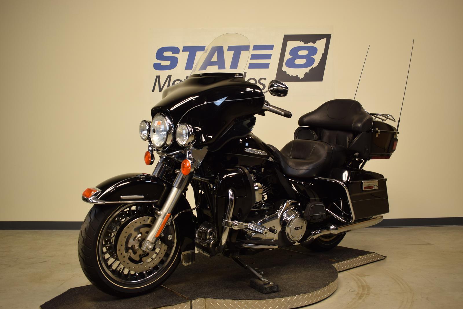 2013 Harley-Davidson® FLHTK - ELECTRA GLIDE ULTRA LIMITED