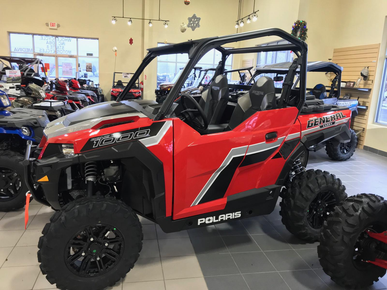 Inventory from Polaris Industries and CAZADOR STATE 8 MOTORCYCLES
