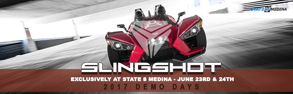 Slingshot Demo Days at State 8 Medina