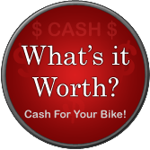 Cash For Your Bike!