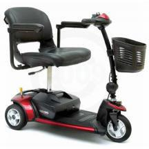 Go Go Elite Traveler 3-wheel Scooter