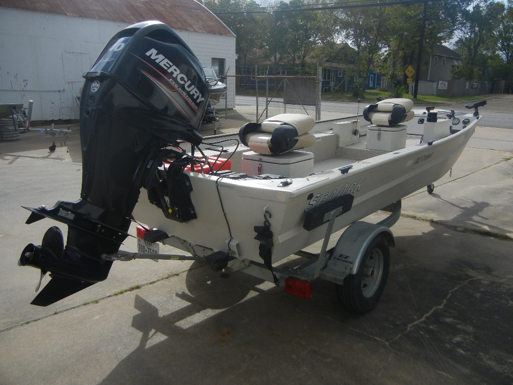 2015 SeaArk 1652 Crappie for sale in Bryan, TX  Bryan Marine Inc