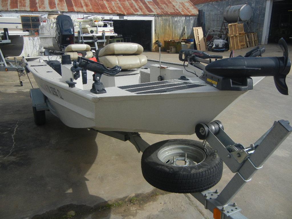 2015 SeaArk 1652 Crappie for sale in Bryan, TX  Bryan Marine Inc