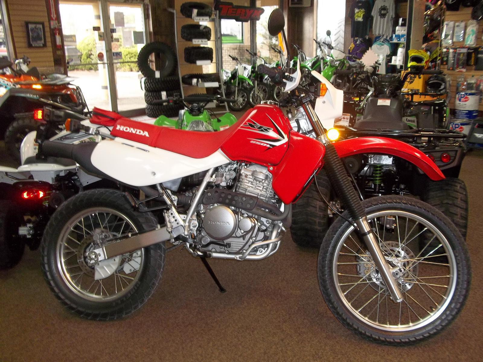 2013 Honda Xr650l For Sale In Murray Ky Town Country