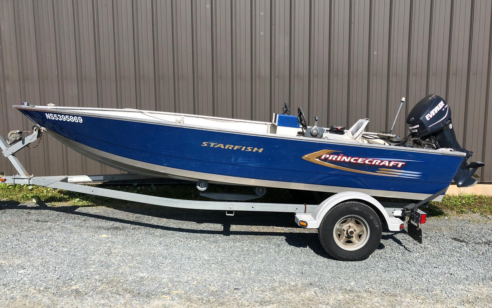 Inventory from Princecraft White Water Marine Middle