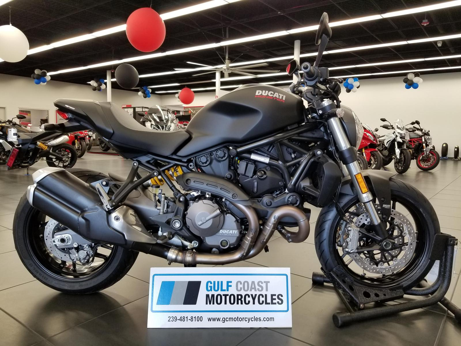 2018 Ducati Monster 821 - Dark Stealth for sale in Fort Myers, FL ...