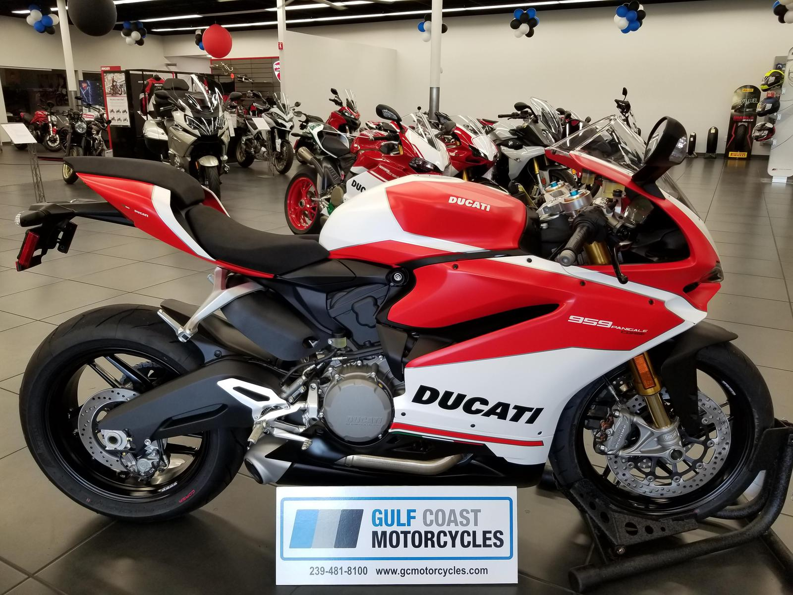 2019 Ducati 959 Panigale Corse For Sale In Fort Myers Fl Gulf