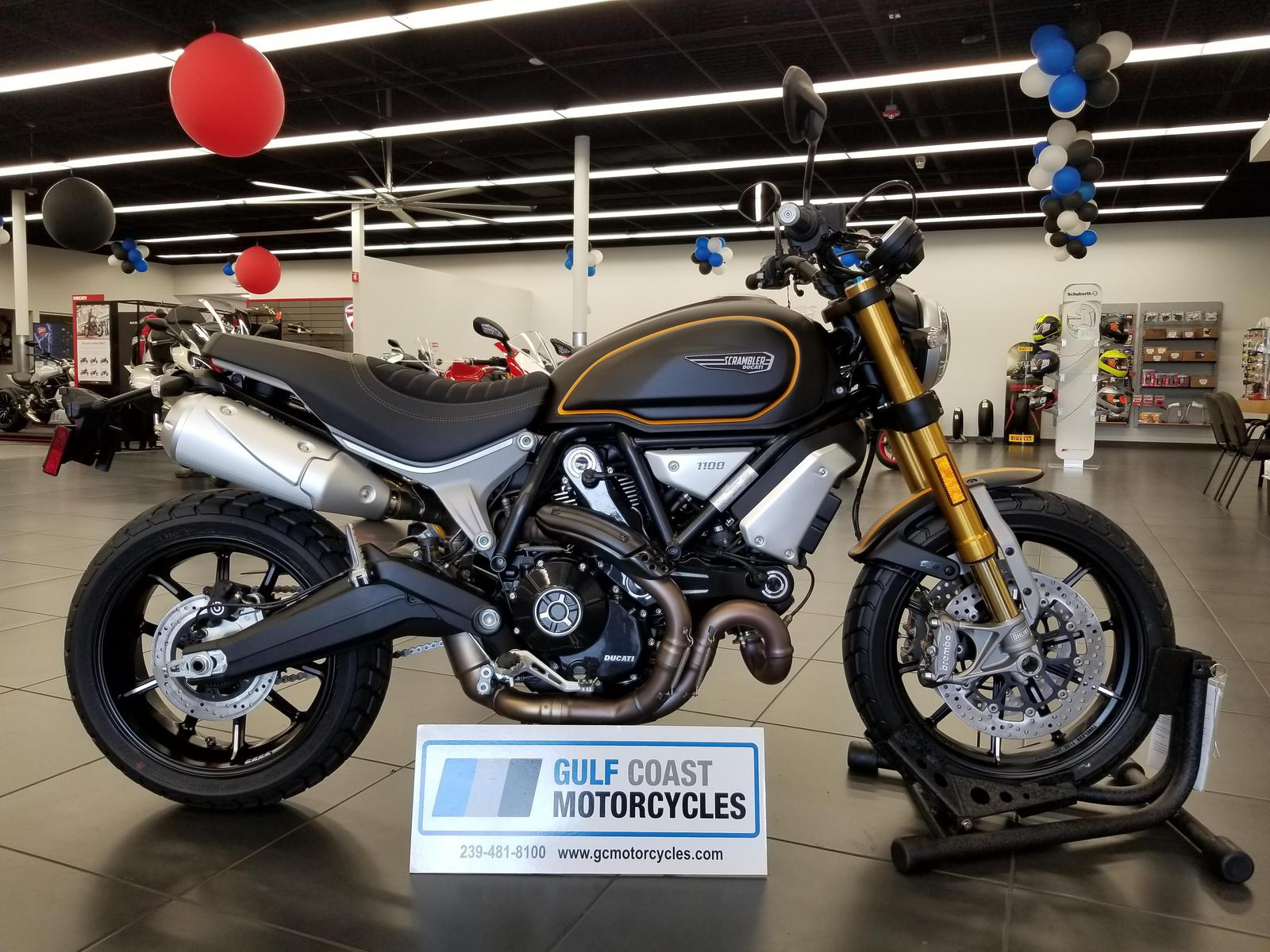 2018 Ducati Scrambler 1100 Sport For Sale In Fort Myers Fl Gulf