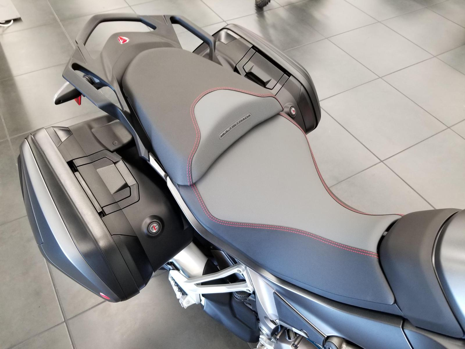 2019 Ducati Multistrada 1260 S - Volcano Grey