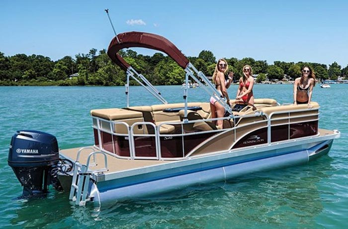 Bennington S Series Pontoon Boats
