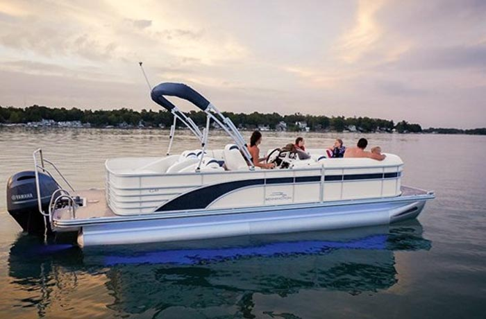 Bennington G Series Pontoon Boats