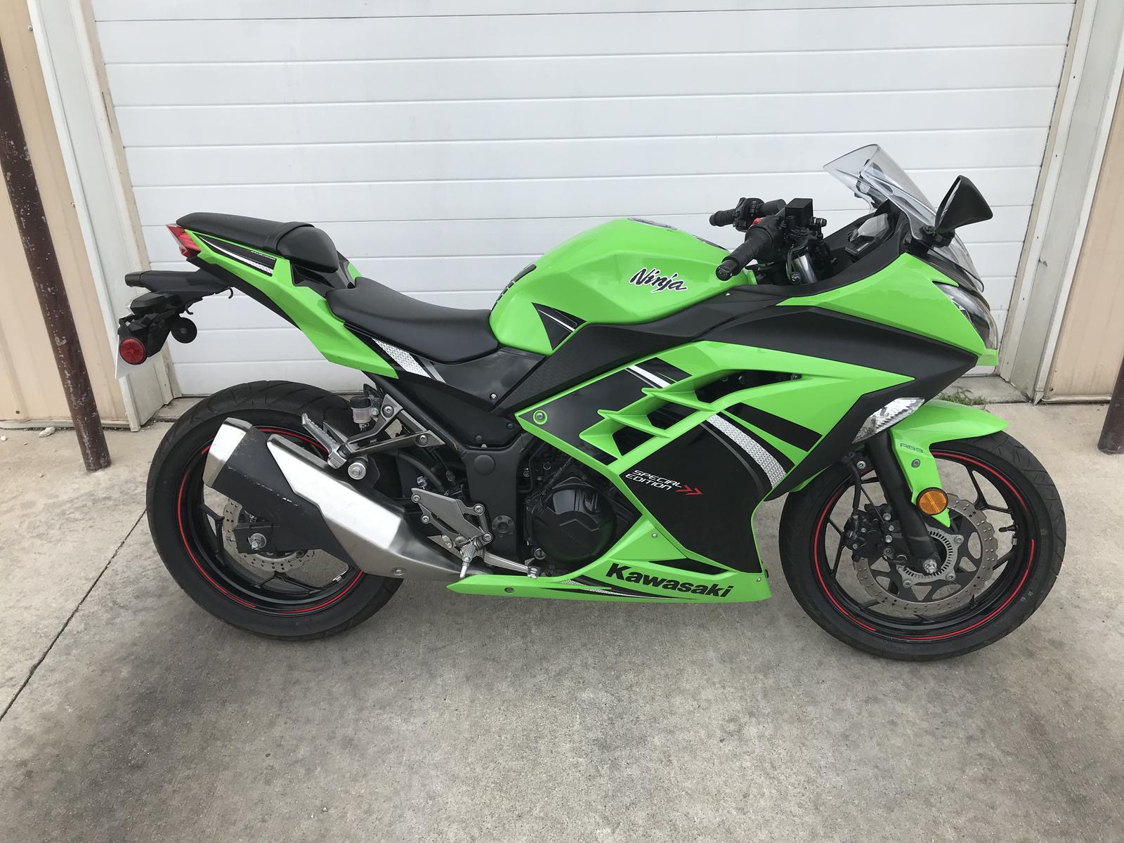 2014 Kawasaki Ninja 300 Abs Se For Sale In Litchfield Il Niehaus