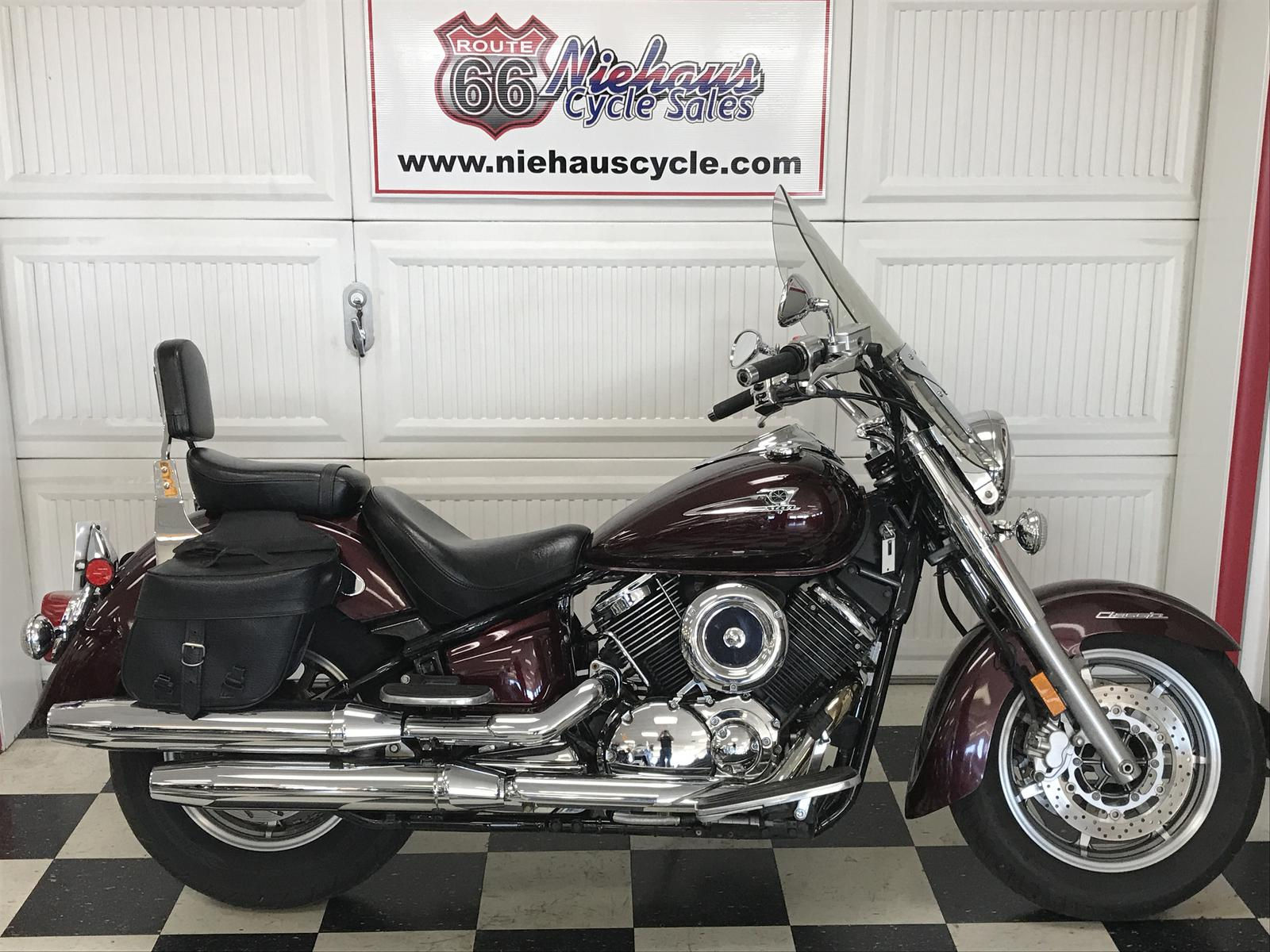 2007 Yamaha XVS1100 V STAR CLASSIC for sale in Litchfield IL