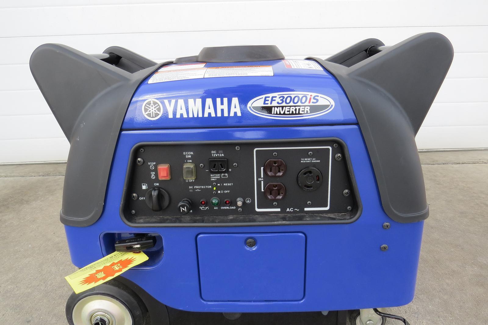 Yamaha EF3000IS DEMO