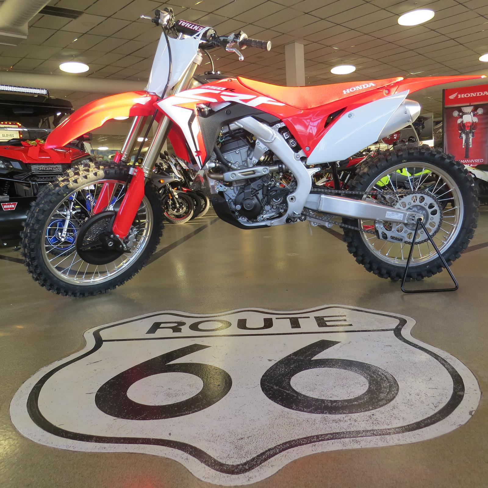 2018 Honda CRF250R for sale in Litchfield IL