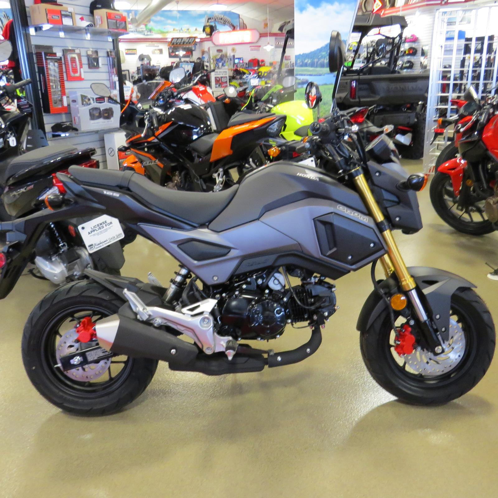 2018 Honda GROM 125 for sale in Litchfield IL