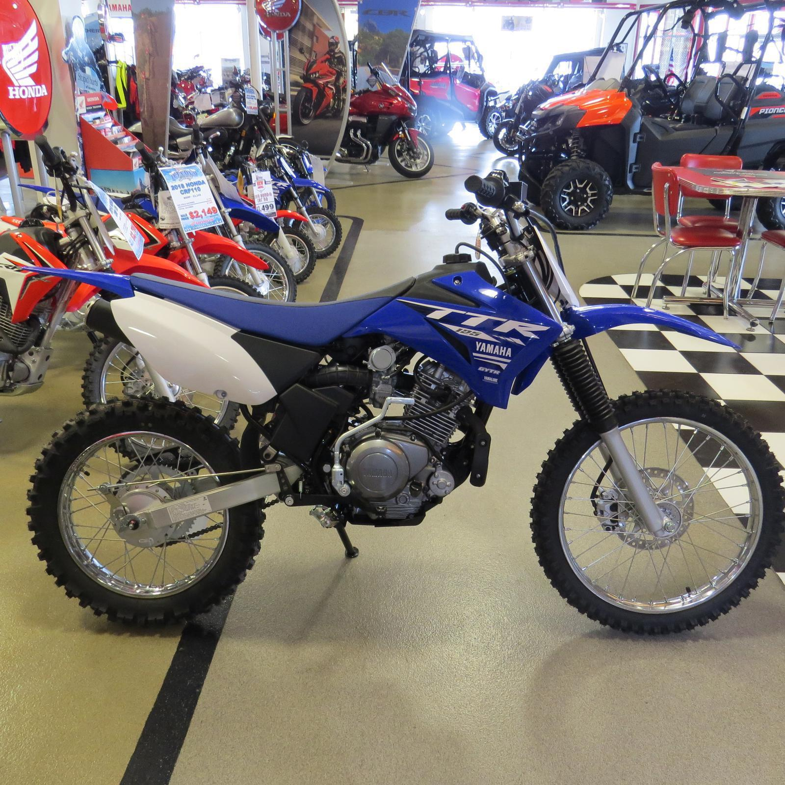 Yamaha Ttr 125 >> 2018 Yamaha Tt R 125le Ttr125 For Sale In Litchfield Il Niehaus