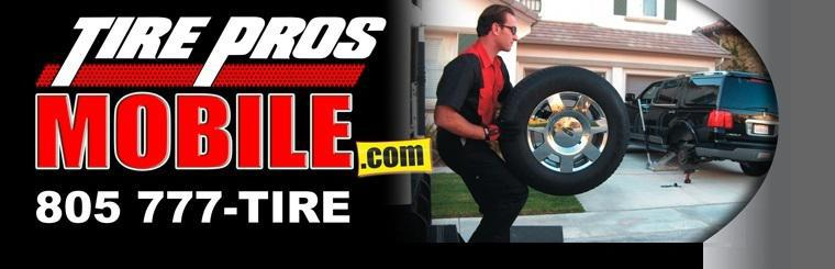 Tire Pros Mobile Tire Service, Simi Valley, CA
