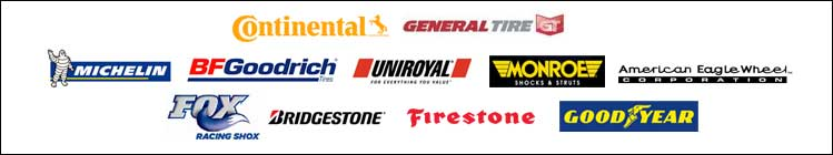 Simi Valley Tire Brands