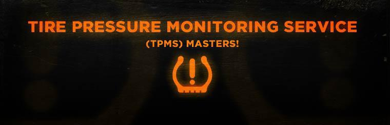We are the TPMS masters!