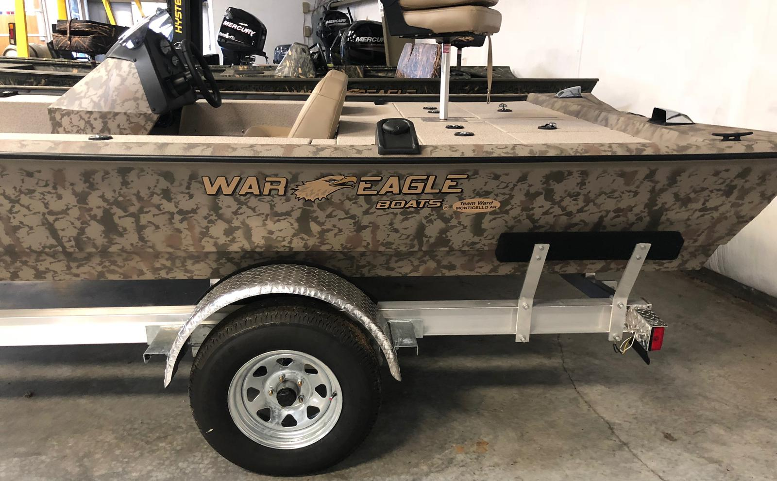 2018 War Eagle 961 Predator For Sale In Glasgow Ky Mark Miller As Well Boat Trailers On Trailer Wiring Img 3958