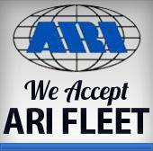 We Accept ARI Fleet